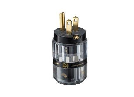NEMA-01 Audiophile Cryo-treated Power Plug - US (Each)